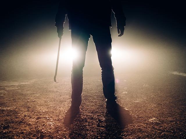 Violent Crime - Public Domain
