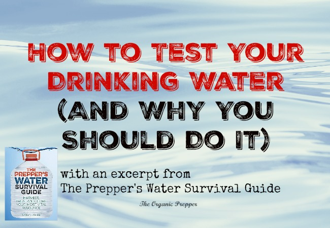 How-to-test-your-drinking-water