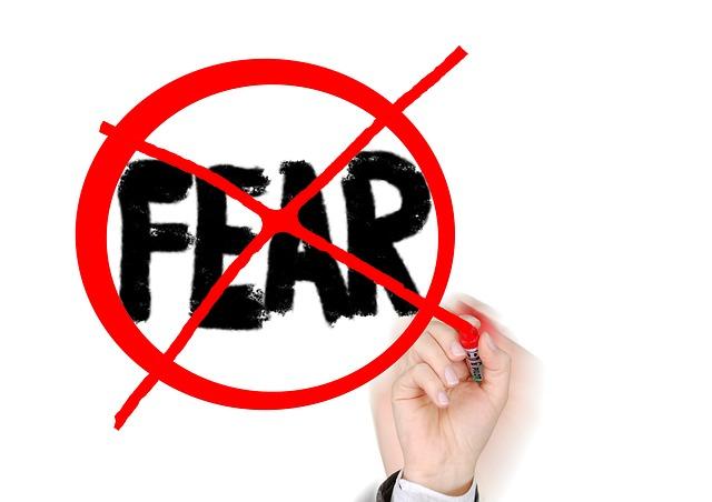 No Fear - Public Domain