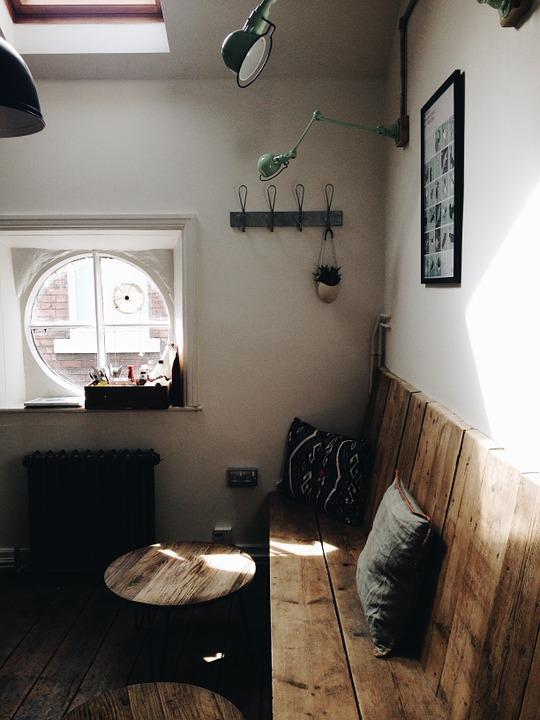 Tiny Apartment - Public Domain