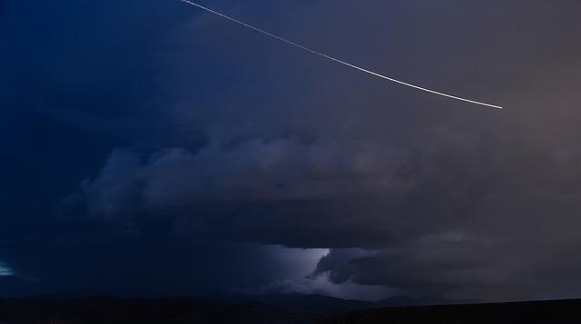 Asteroid Comet - Public Domain