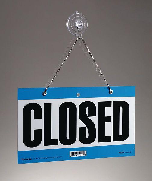 Closed Sign - Photo by JamesAlan1986