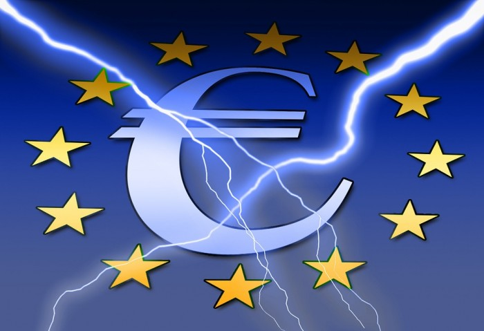 Europe Lightning - Public Domain