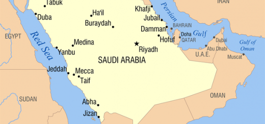 Saudi Arabia - Photo by NormanEinstein