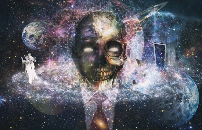 Death Abstract - Public Domain