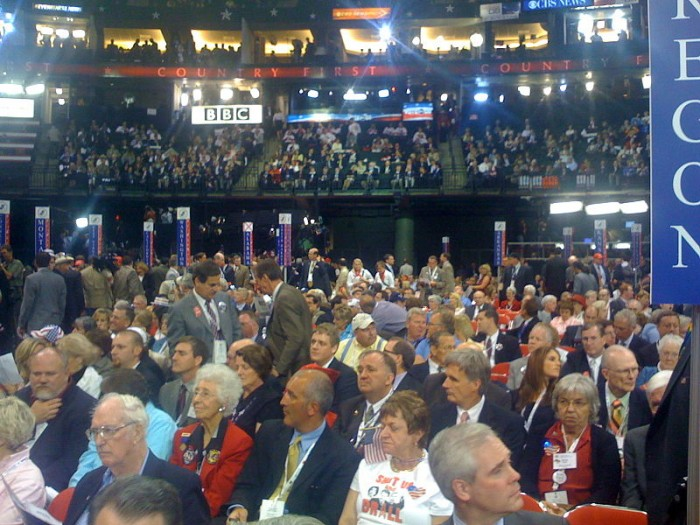 Republican Convention - Photo by William Beutler