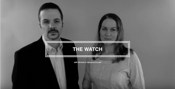 The Watch - Michael and Meranda Snyder