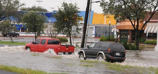 Houston Flooding - Public Domain