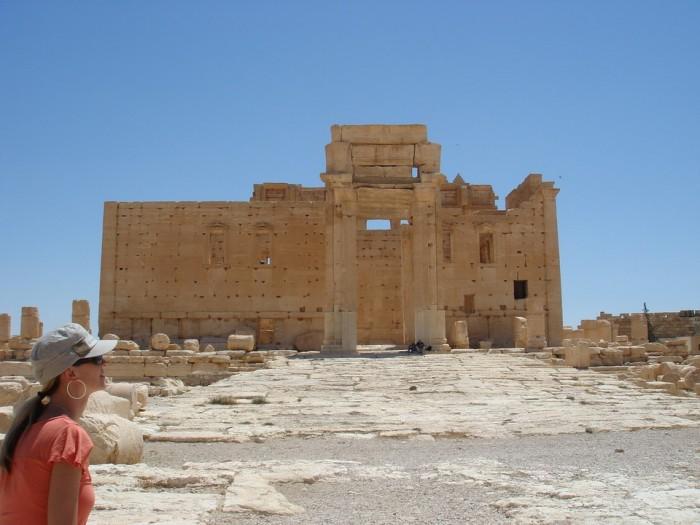 Palmyra - Public Domain