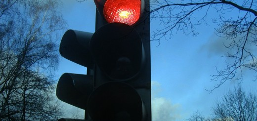 Red Light - Public Domain