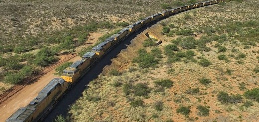 Union Pacific Engines - Google Earth