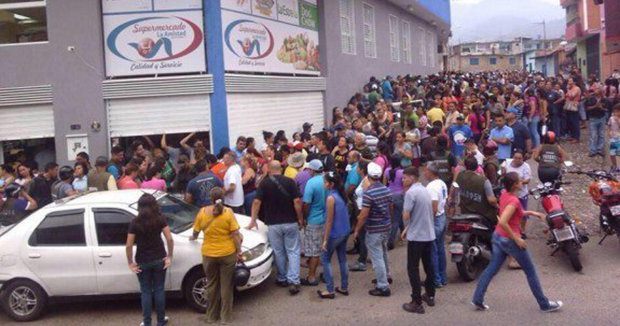 In Venezuela The Economic Collapse Is So Bad That People Are Hunting Dogs And Cats For Food