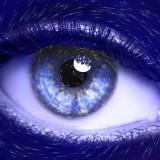 Blue Eye - Public Domain