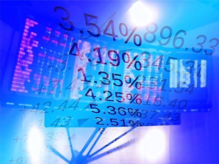 Stock Exchange Trading Floor - Public Domain
