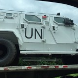 UN Vehicle - Jeff Stern
