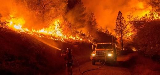 Wildfires 2016 - Public Domain