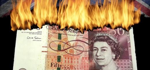 British Pound Brexit - Public Domain
