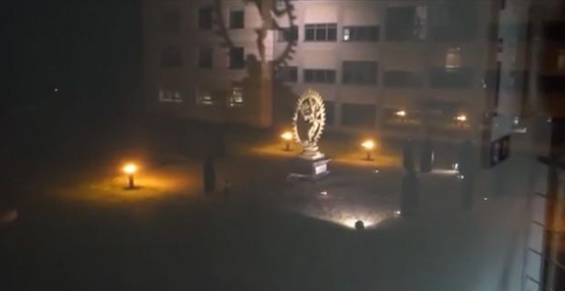 CERN Mock Human Sacrifice - YouTube Screenshot
