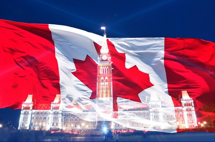 Canada - Public Domain