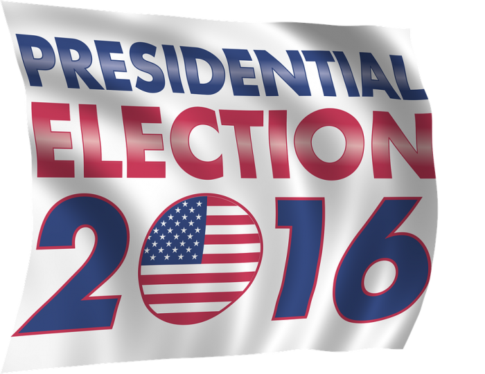 Presidential Election 2016 - Public Domain