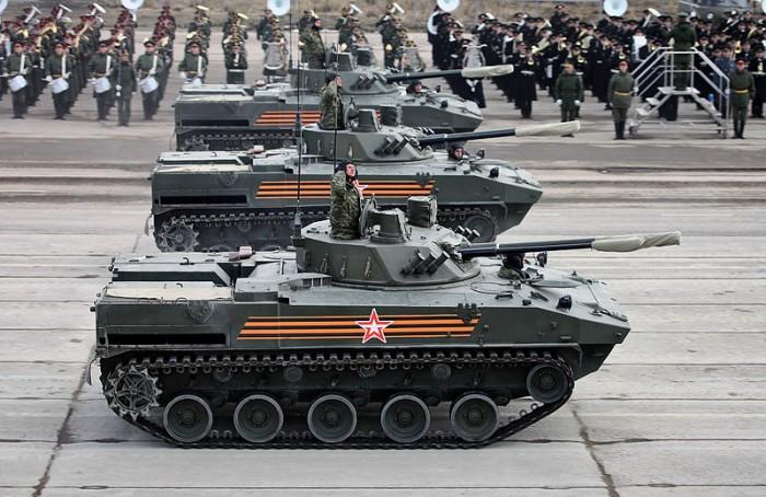 Russian Military Parade - Photo by Vitaly V. Kuzmin