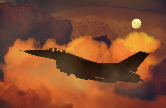 fighter-jet-silhouette-public-domain
