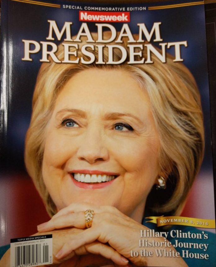 madam-president-newsweek-cover