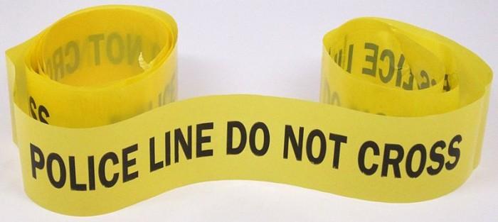 police-line-tape