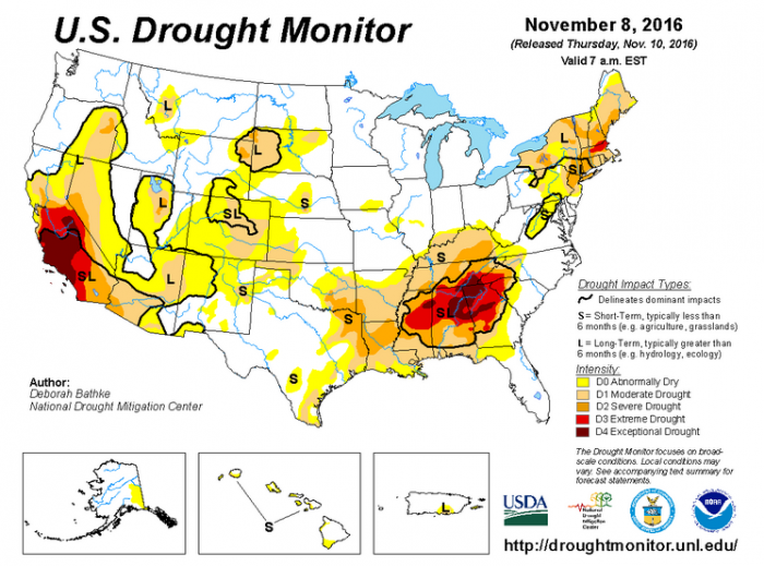 us-drought-monitor-november-8-2016