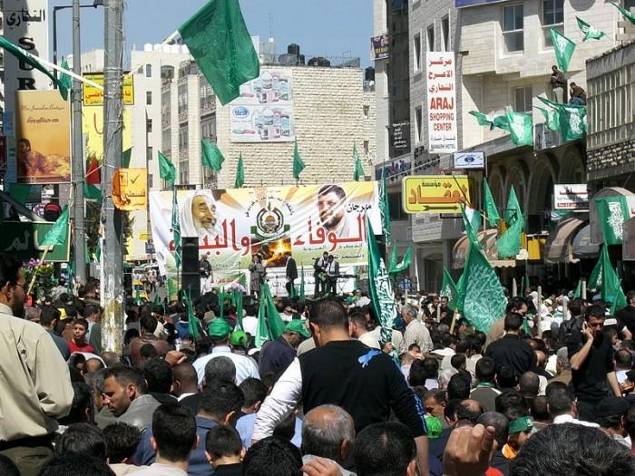 hamas-palestinians