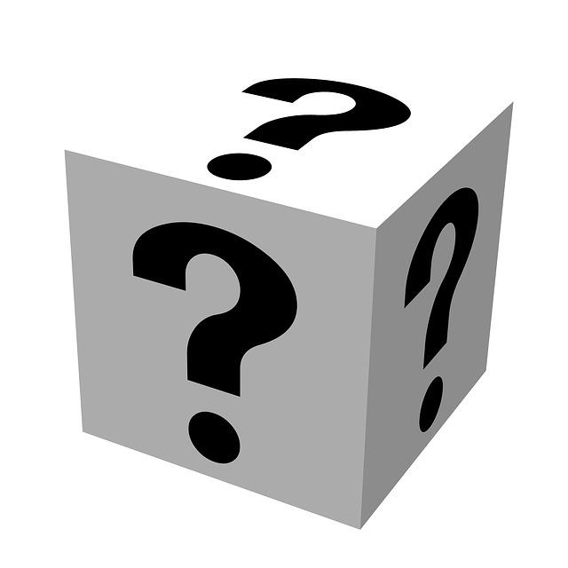 question-cube-public-domain