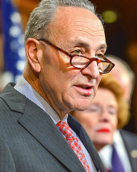 Chuck Schumer - Photo by Senate Democrats