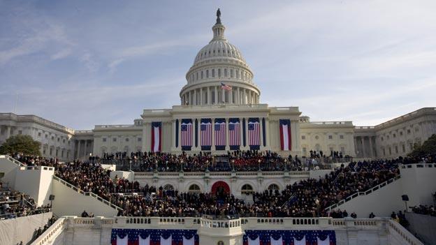 Inauguration Day - Public Domain