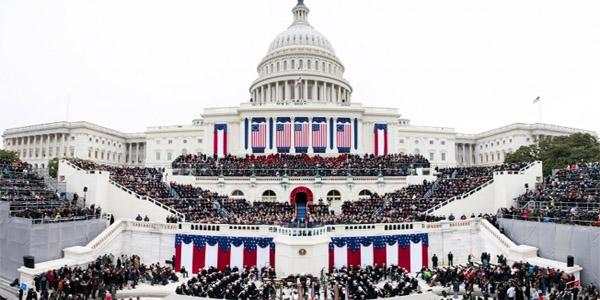 Inauguration Of Barack Obama - White House Photo