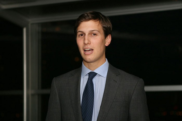 Jared Kushner - Photo by Lori Berkowitz