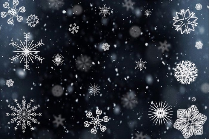Snowflake - Public Domain