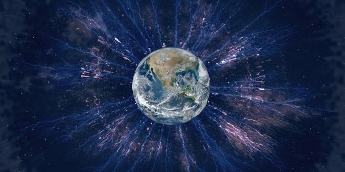 World In Turmoil - Public Domain
