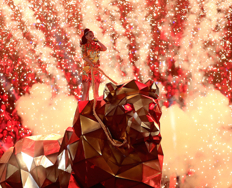 Katy Perry – Super Bowl Halftime | The Most Important News