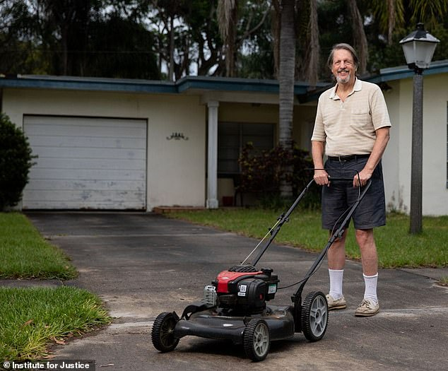 """A 69-Year-Old Florida Man Has Been Fined $30,000 """"Because"""